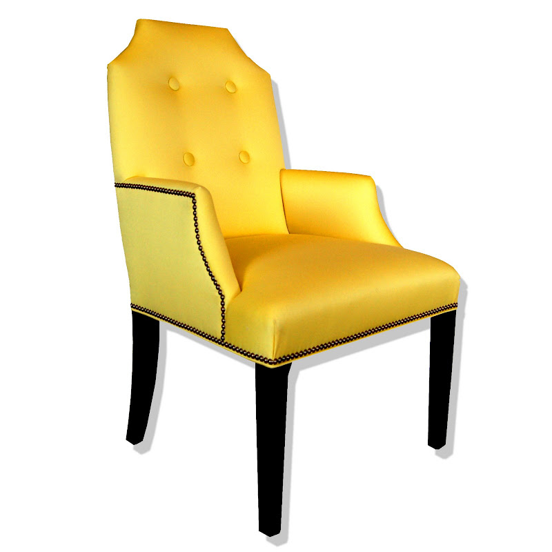 Hello Yellow Sunny Must Have Furniture Reminds Me Of A