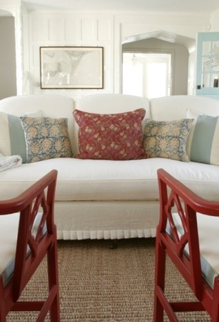 beach house decor. Love her design and decor
