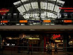 Leipzig Hauptbanhof (Estação principal de trem)