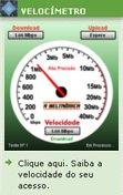 Teste a velocidade da sua net!