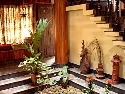 Artnlight A Fusion Home In Kerala