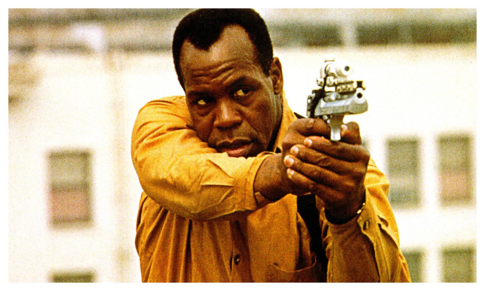 """Actor Danny Glover tells students 2nd Amendment was ... Predator 2 Danny Glover"