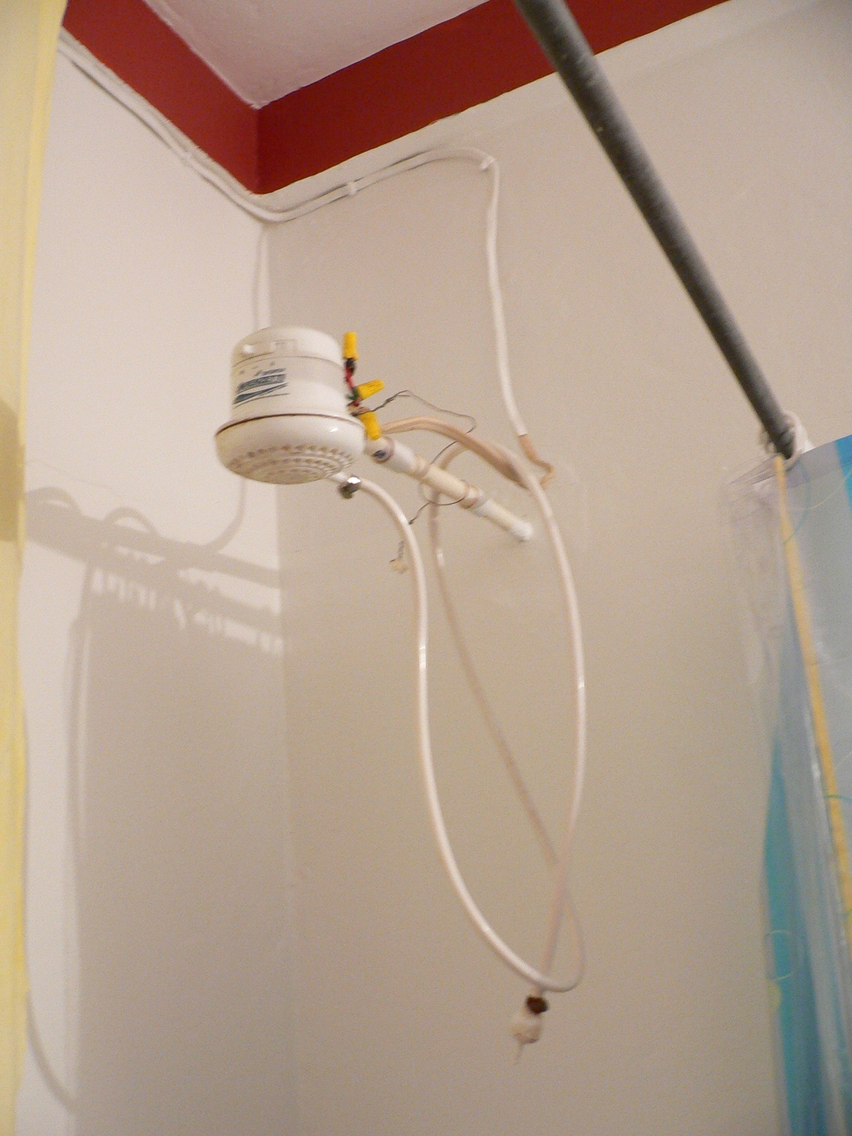 An Expat Journal Electric Shower Head Wiring This Is The Dreaded