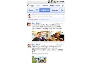 Google Buzz y la batalla contra Facebook