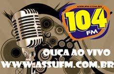 OUÇA A 104 FM AO VIVO