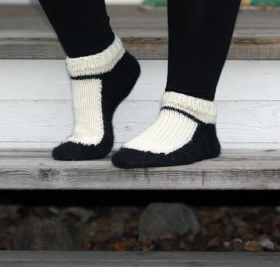 Golden socks