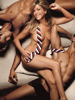 Jennifer Aniston Se Desnuda Para La Revista Gq
