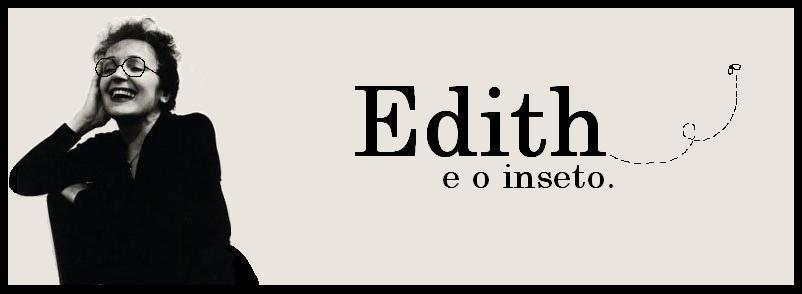 Edith e o inseto.