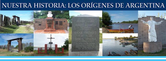 NUESTRA HISTORIA: Los orígenes de Argentina