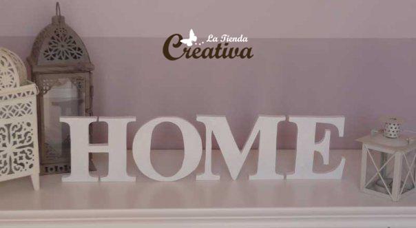 la tienda creativa letras para decorar y mucho m s