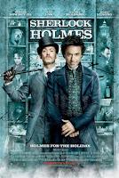 Sherlock holmes (2009) - mkv - 500mb - dvdscr