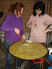 COMIDA EN LOS SOTOS 2008