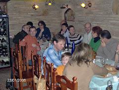 COMIDA PUEYO 2006