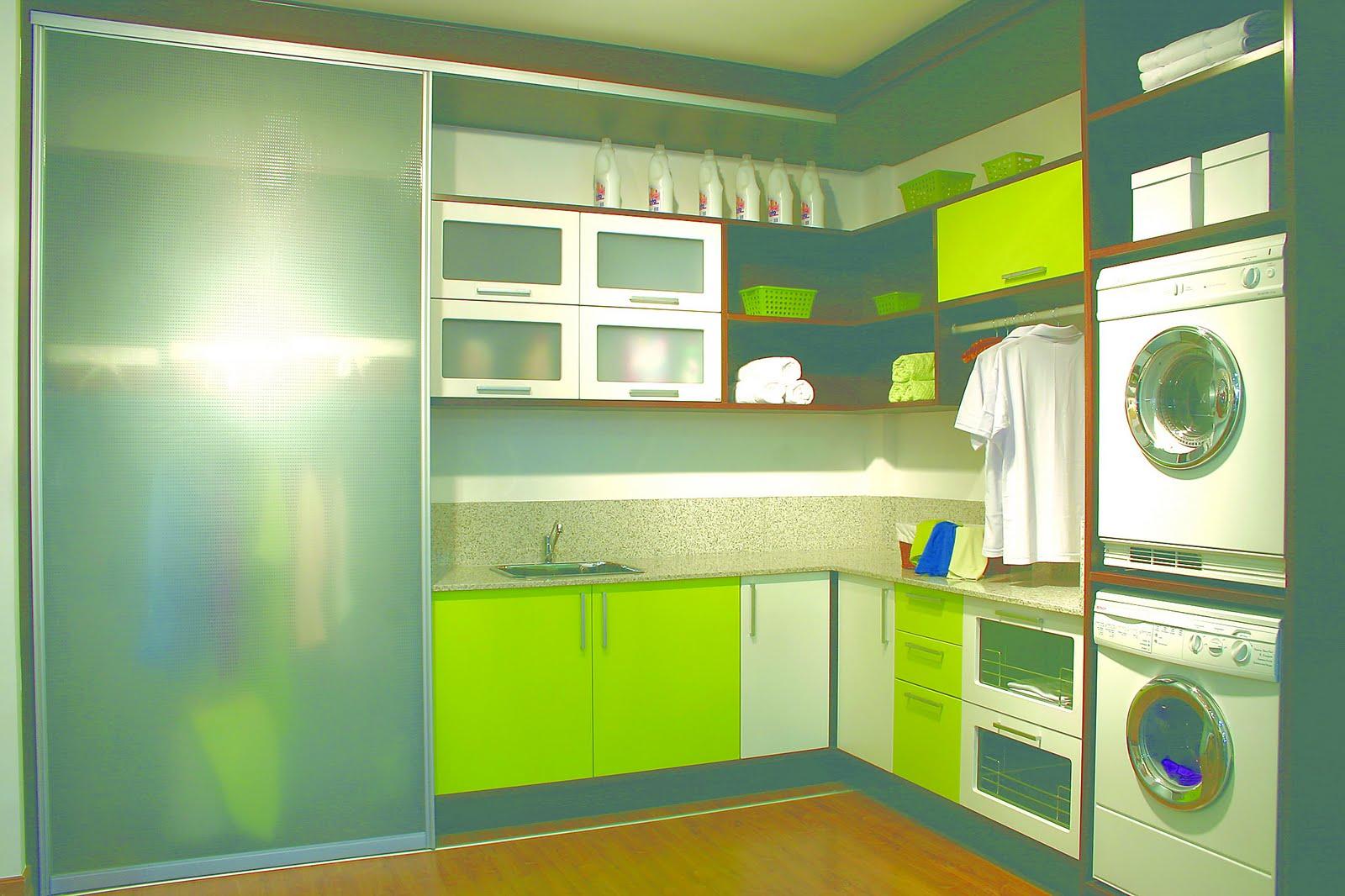 Ôh de casa!: Da cozinha para a lavanderia é só um passo  #A4C506 1600 1066