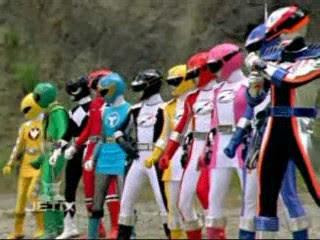 GōGō Sentai Boukenger/ Power Rangers Operación Sobrecarga Power_0001
