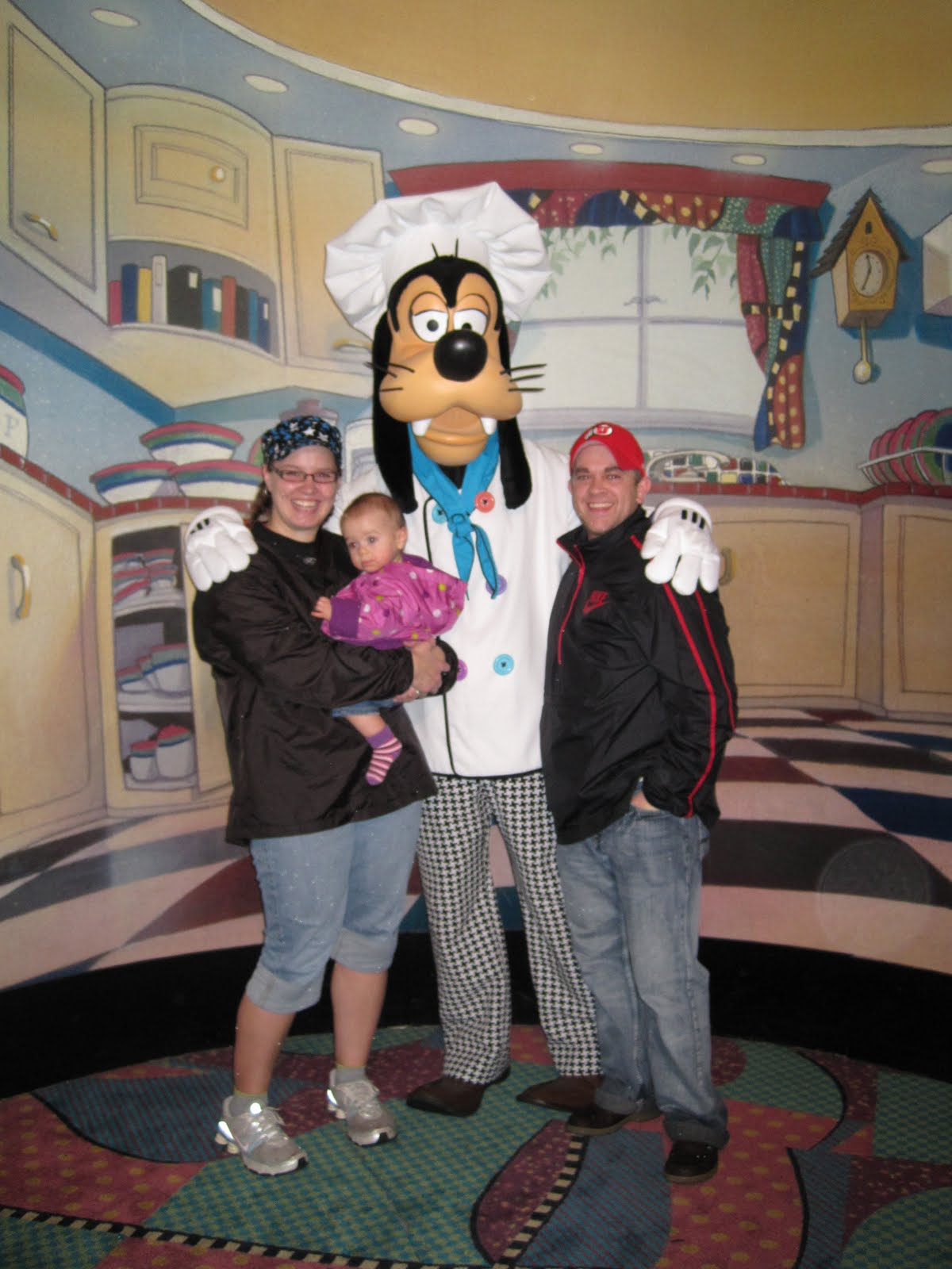 You Don\'t Have to Can to Get to Heaven: Goofy\'s Kitchen