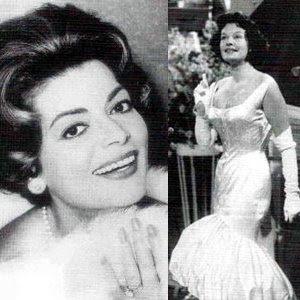 Победительница Евровидения 1956, Lys Assia (Лиз Ассиа)