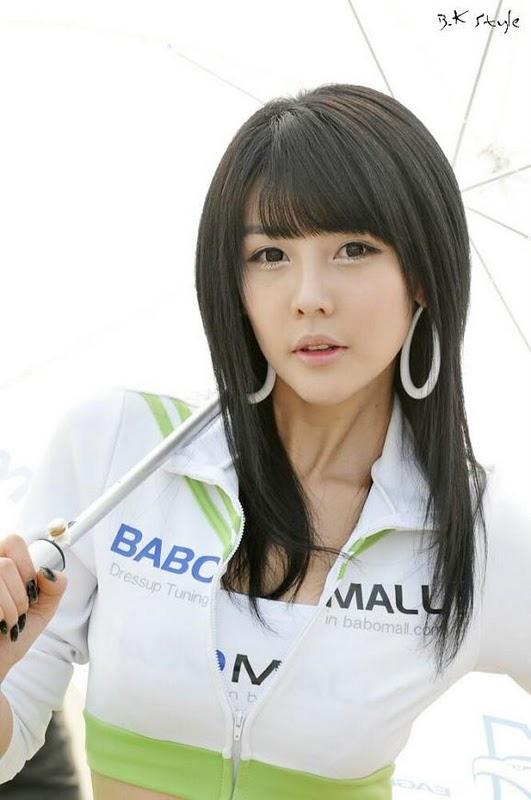 Lee Ji Woo - Actress Wallpapers
