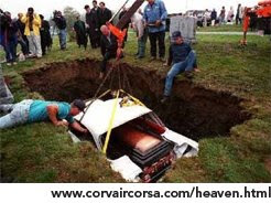 Buried in Corvair