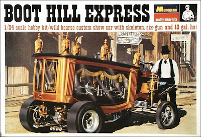 Ray Fahrner's Boot Hill Express funral
