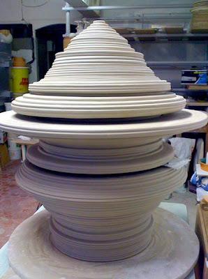 cremation art urn