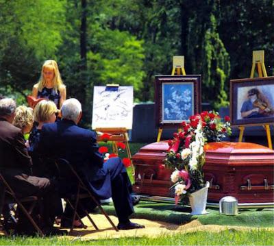 funeral celebrant memorial