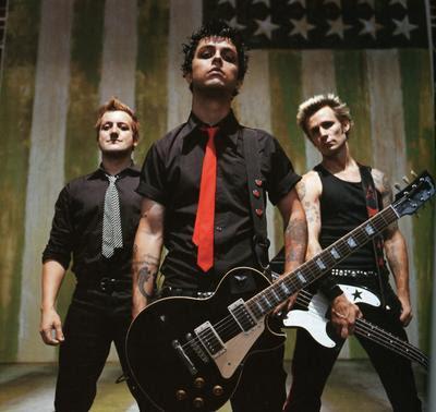 Green Day en Lima