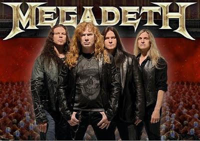 Megadeth en Lima 2010
