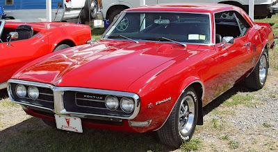 Pontiac Firebird de 1968