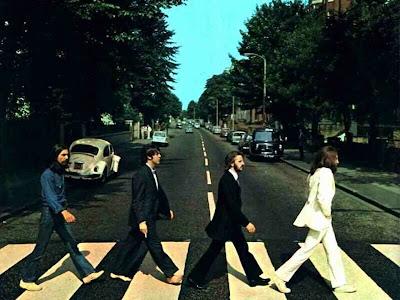 40 años de la foto del Abbey Road