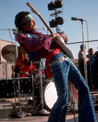 Jimi Hendrix  El Mejor