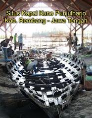 Situs Kapal Tertua di Indonesia