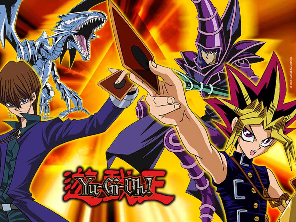 Yu-Gi-Oh HD & Widescreen Wallpaper 0.900015403754567