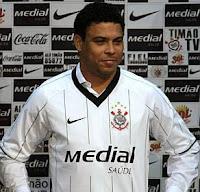 Corinthias,  Ronaldo,  grandes clubes, milan , atacante
