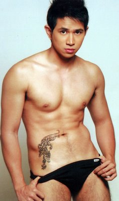 FILIPINO CELEBRITY HUNKS: Indie Hunk Paolo Serrano