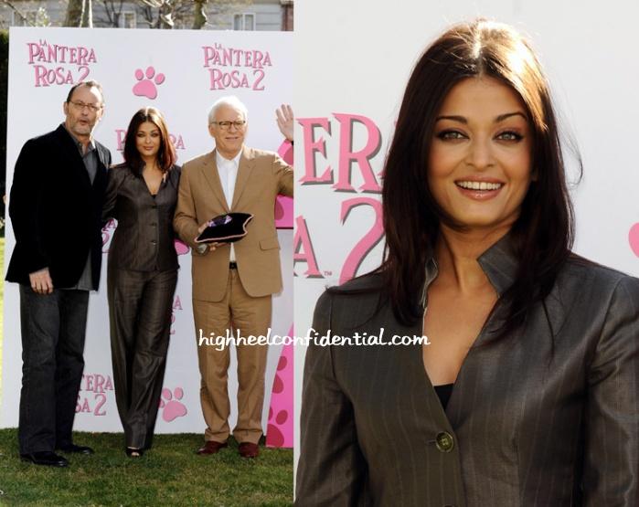 FAVORITE CHICKS: Pink Panther 2 Villainess Aishwarya Rai