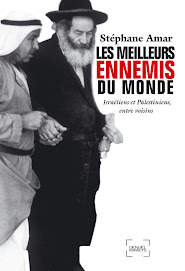 LES MEILLEURS ENNEMIS DU MONDE de Stéphane Amar