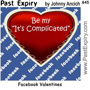 [CARTOON] Facebook Valentines Day. images, pictures, blog, cartoon, internet, men, relationships, women, Valentines