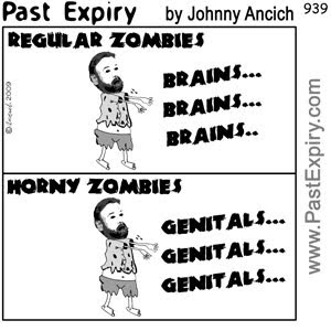 [CARTOON] Zombies. images, pictures, image, picture, cartoon, Halloween, men, women, zombies