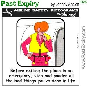 [CARTOON] Exit the Plane!