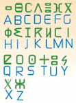 Literacy tifinaghe ( tamazighte )