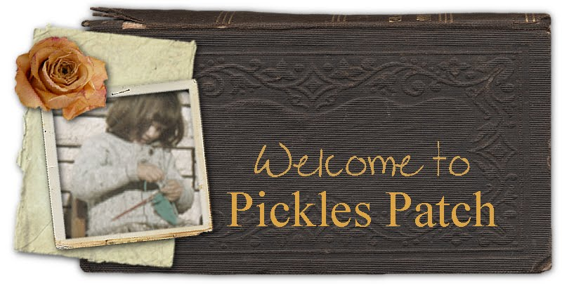 Pickles Patch