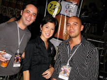 Cebus nikki taylor with producers franz von muhlfeld and jed dario