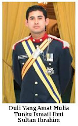 Tunku Mahkota Johor