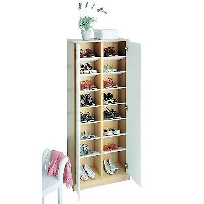 Casas cocinas mueble mueble para zapatos for Muebles para colocar zapatos