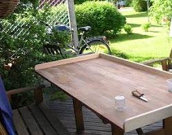...ett nytt bakbord