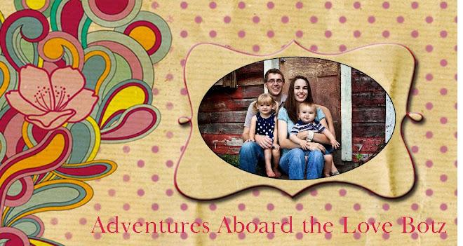 Adventures Aboard the Love Botz!