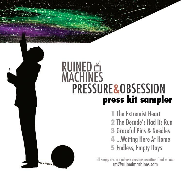 Artist press kit cover letter