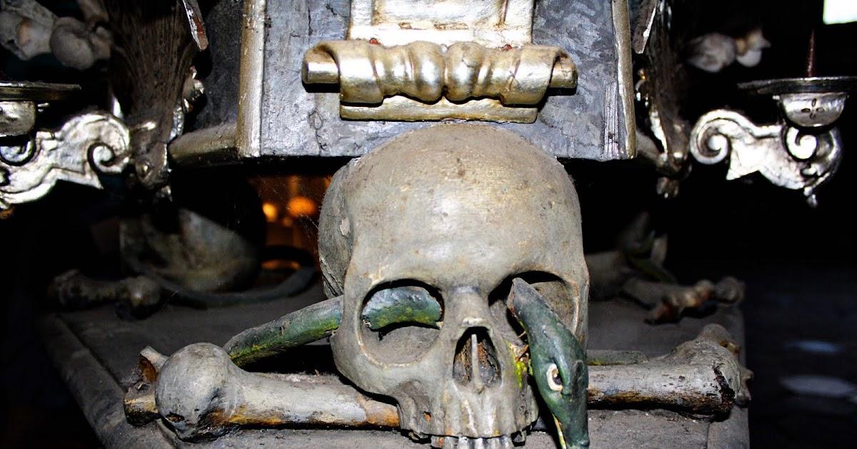 Scrapping And Traveling Sedlec Bone Church Czech Republic