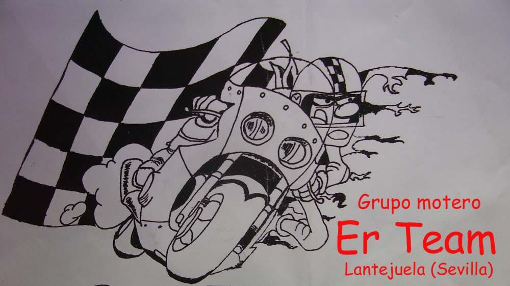 Grupo Motero Er Team (Lantejuela)
